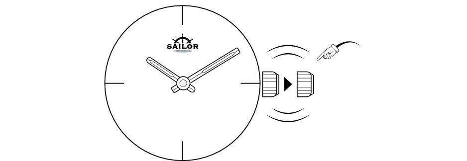 setting watch
